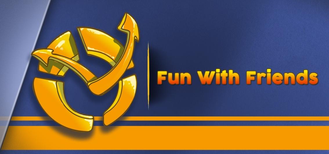Fun With Friends – Asymmetrical Design (We WereHere)