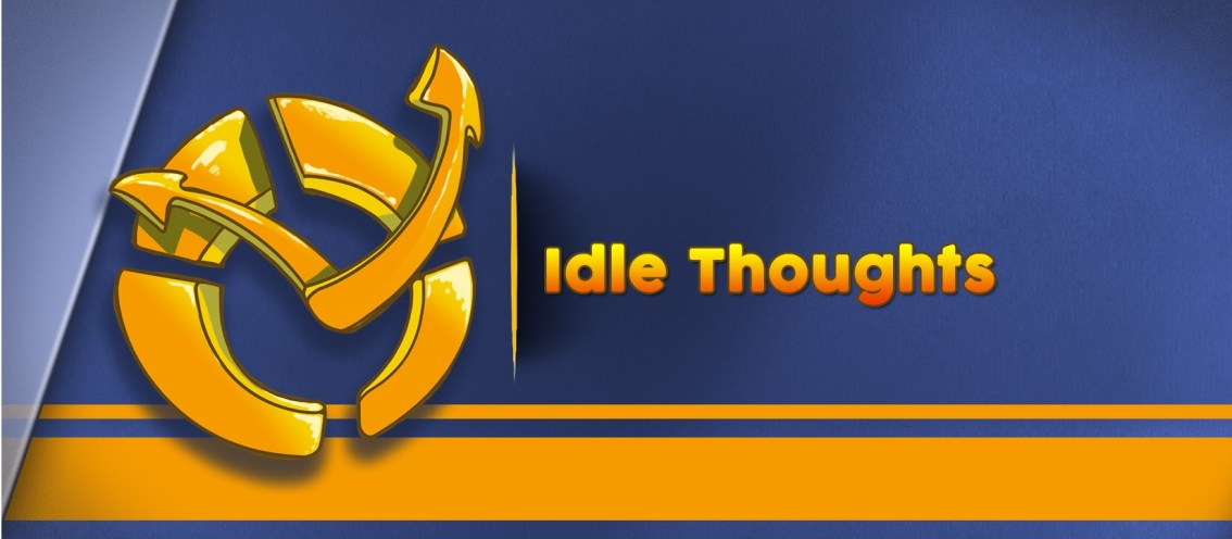 Idle Thoughts – Fun With Remakes